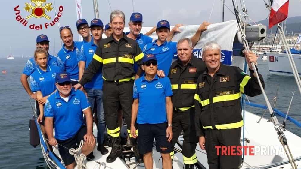 """""""Il fuoco incontra l'acqua"""": i Vigili del fuoco concorrenti e soccorritori ..."""