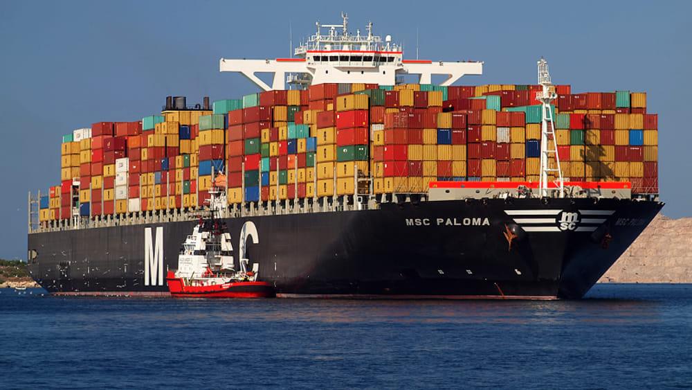 Logistica le top ten del mare