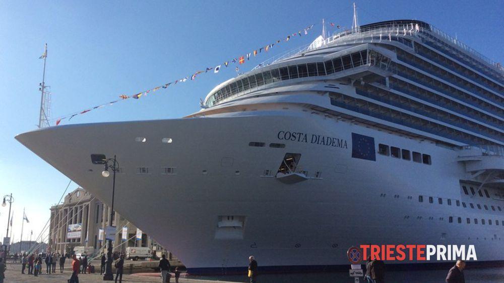 Costa diadema viaggio all 39 interno della nave ammiraglia for Costa neoriviera piano nave